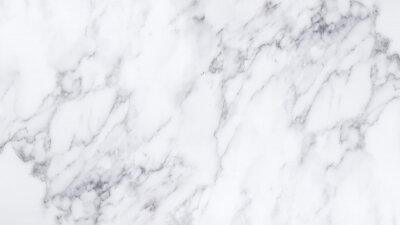 Adesivo Textura e fundo de mármore branco.