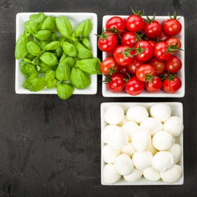 Adesivo Tomato Basil Mozzarella
