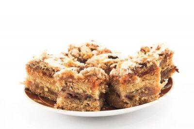 Adesivo torta de maçã