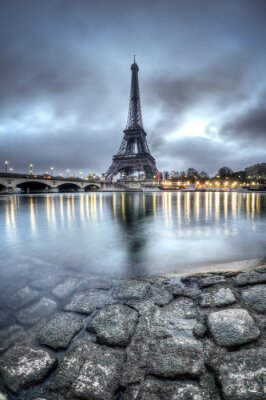 Adesivo Tour Eiffel - Paris - França