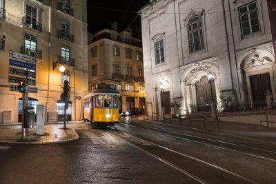 Adesivo Tramway Lisbonne Portugal