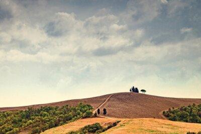 Adesivo Trovoada sobre a Toscana
