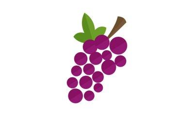 Adesivo uvas 47