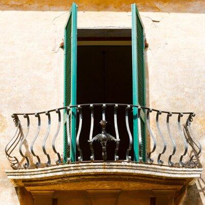 Adesivo Varanda italiana