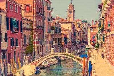 Adesivo Veneza Itália Arquitetura