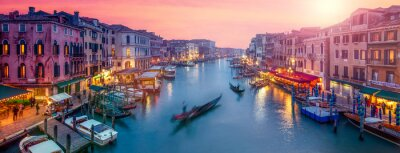 Adesivo Veneza panorama