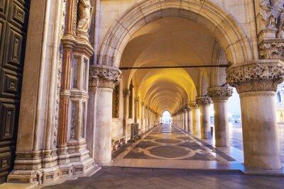 Adesivo Venezia, Colonnato di Piazza San Marco.