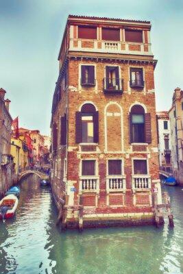 Adesivo Venezia, palazzo Canale nel.