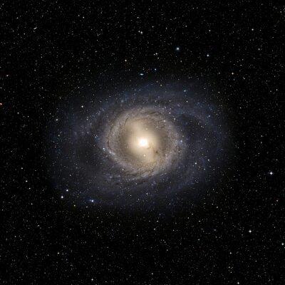 Adesivo Ver Galaxy sistema isolado Elementos desta imagem fornecida por NASA