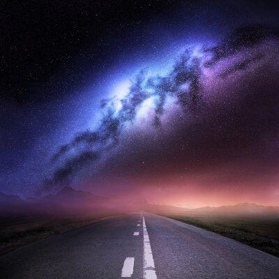 Adesivo Via Láctea From Earth