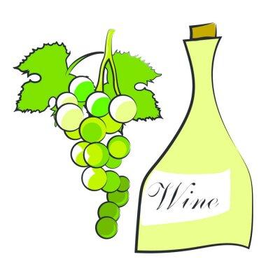 Adesivo Vinho