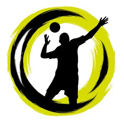 Adesivo Voleibol - 101