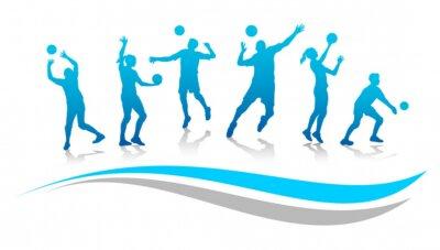 Adesivo Voleibol - 67