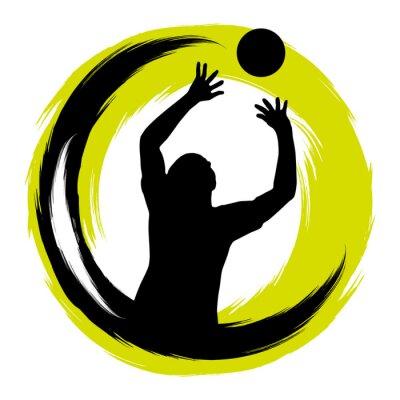 Adesivo Voleibol - 99