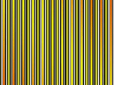 Adesivo Абстрактный желтый фон с полосами.