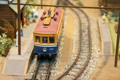Adesivo 鉄 道 模型