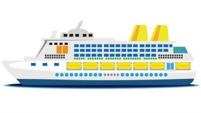 Adesivo 大型 客船