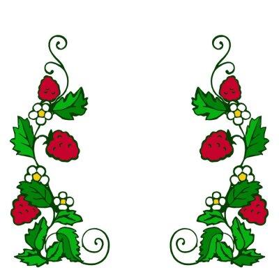 Adesivo ягода