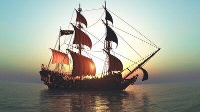 Adesivo 帆船