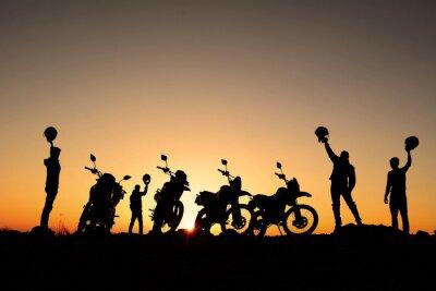 Adesivo motorsiklet Takımı