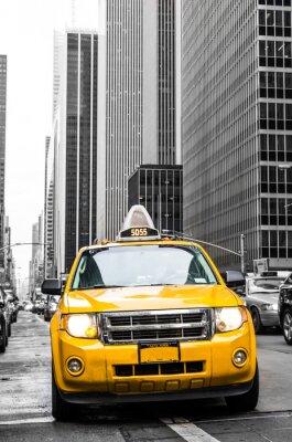 Adesivo yellow cab of new york
