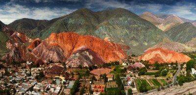 Fotomural 7 cores montanha