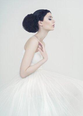 Fotomural A bailarina bonita