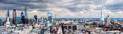 Fotomural A cidade de Londres Panorama