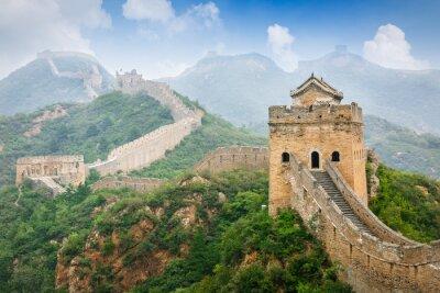 Fotomural A grande Muralha da China