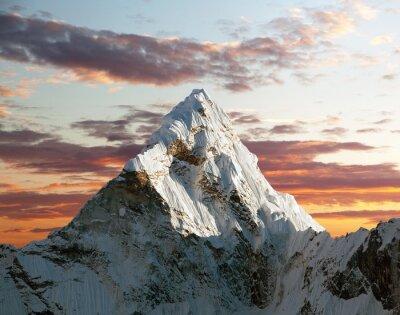 Fotomural Ama Dablam a caminho do Everest Base Camp