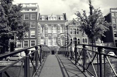 Fotomural Amesterdão