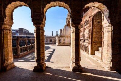 Fotomural Arcos, antigas, predios