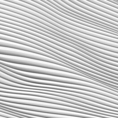 Fotomural Arquitetura Wave Background