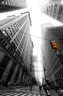 Fotomural avenida nova yorkaise