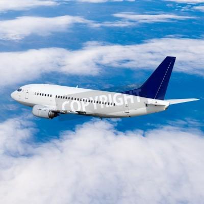Fotomural avião