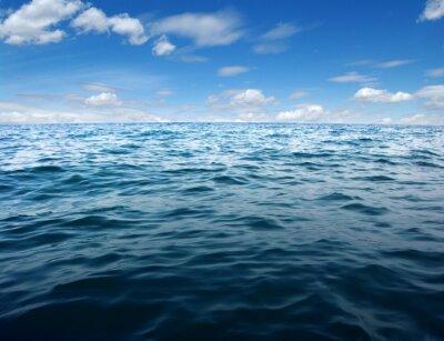 Fotomural Azul, mar, água, superfície