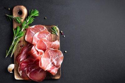 Fotomural bacon