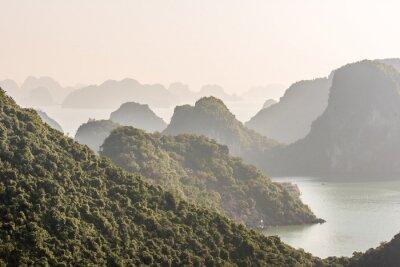 Fotomural Baía de Halong Vietnã