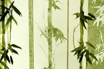 Fotomural Bamboo / Texture