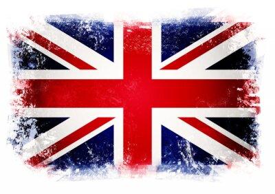 Fotomural Bandeira do Reino Unido