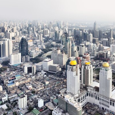 Fotomural Bangkok