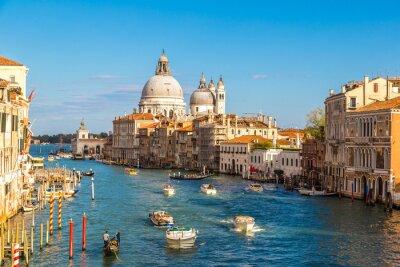 Fotomural Basílica de Santa Maria della Salute em Veneza