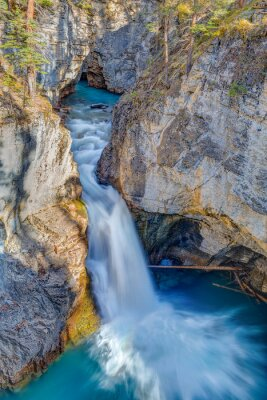 Fotomural Beauty Creek Falls