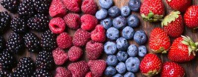 Fotomural Berries