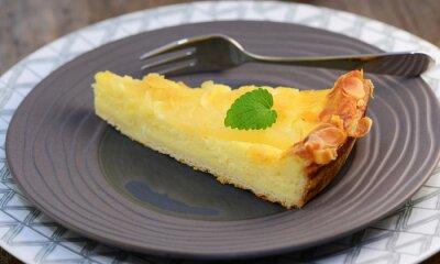 Fotomural bolo de queijo