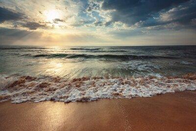 Fotomural Bonito, cloudscape, mar