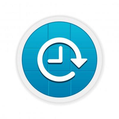 Fotomural Botão App Modern