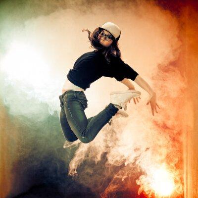Fotomural Brake Dancer