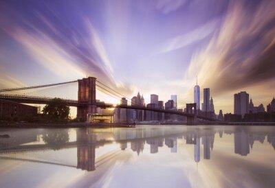 Fotomural Brooklyn sol ponte
