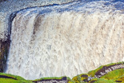 Fotomural Cachoeira poderosa Dettifoss